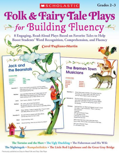 Folk And Fairy Tale Plays For Building Fluency