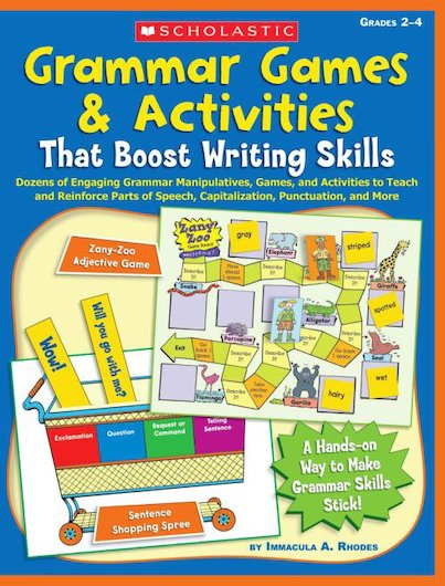 Grammar Games and Activities That Boost Writing Skills
