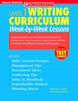 Grade 1 Writing Curriculum: Week-By-Week Lessons