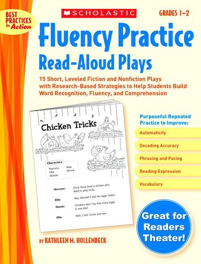 Fluency Practice Read-Aloud Plays Grades 1-2
