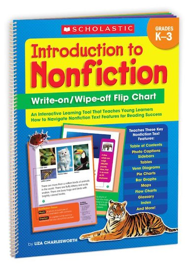 Introduction To Nonfiction Flip Chart