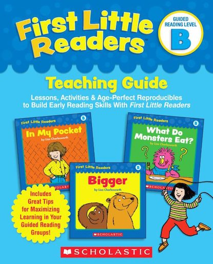 First Little Readers Box Set: Level B