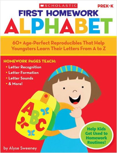 First Homework: Alphabet