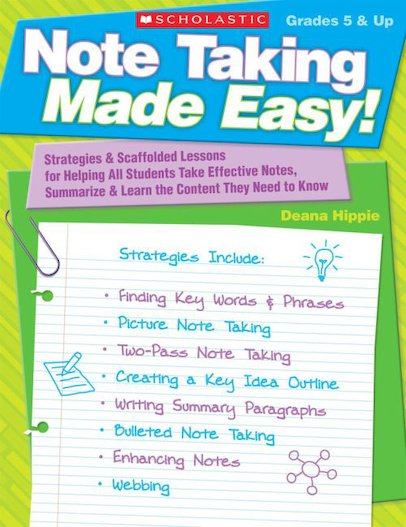 Note Taking Made Easy!