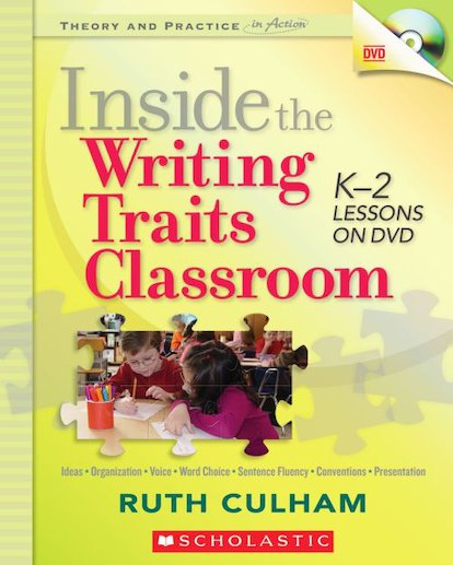 Inside The Writing-Traits Classroom K-2 Lessons (DVD)