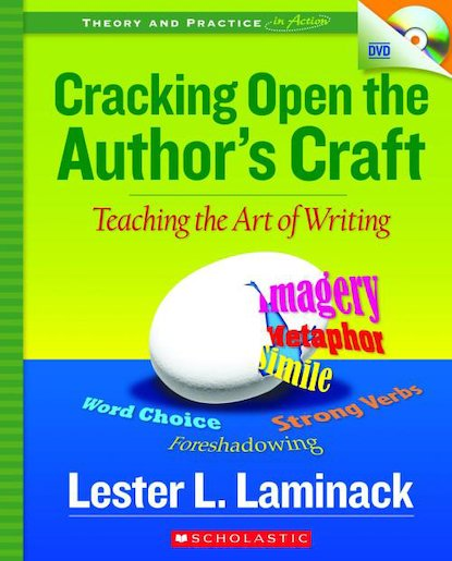 Cracking Open Author's Craft