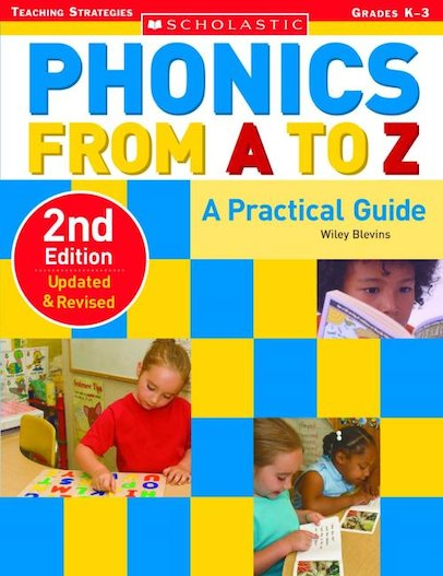 Phonics Form A To Z A Practical Guide 2nd Edition