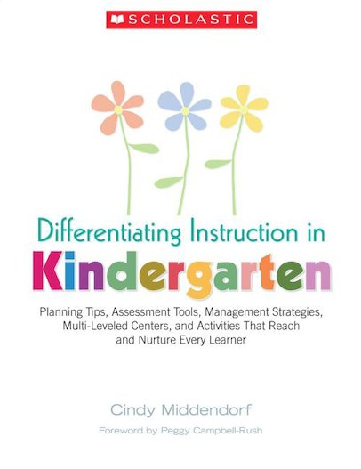 Differentiating Instruction in Kindergarten