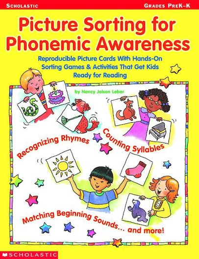 Picture Sorting For Phonemic Awareness