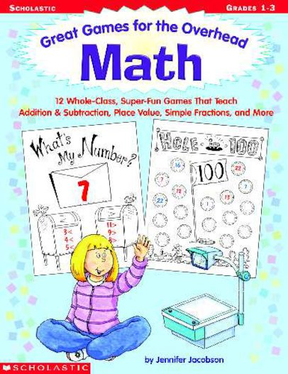 Great Games For The Overhead: Math