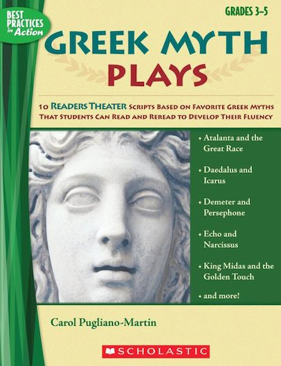 Greek Myth Plays