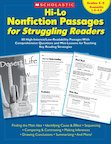 Hi-Lo Nonfiction Passages for Struggling Readers: Grades 4–5