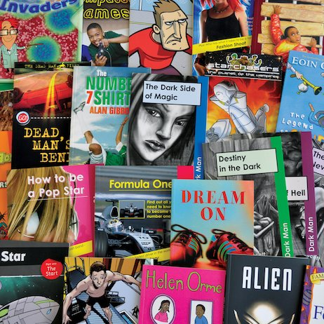 Catch Up Literacy Pack: Secondary (80 books)