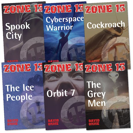 Zone 13 Pack