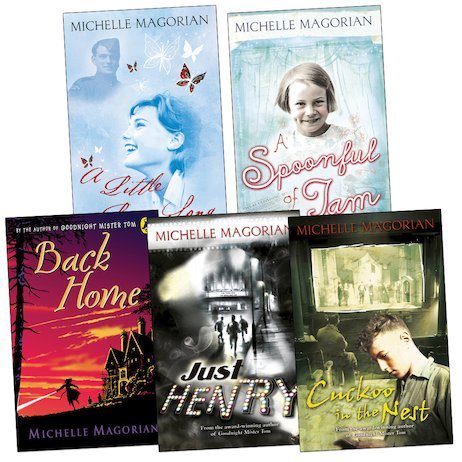 Michelle Magorian Pack