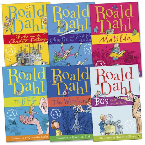 Roald Dahl Pack: Ages 9-11