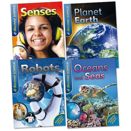 Discover Science Pack