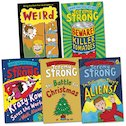 Jeremy Strong Pack: Ages 9-11