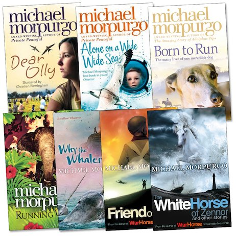 Michael Morpurgo Pack of 7: Ages 9-11