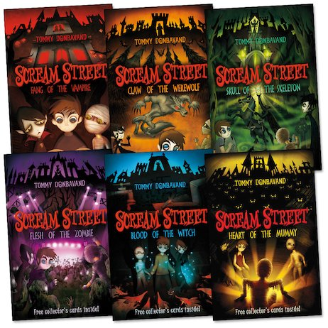 Scream Street Pack