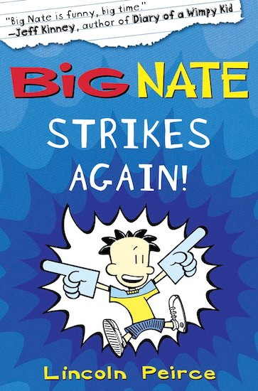 Big Nate Twin Pack