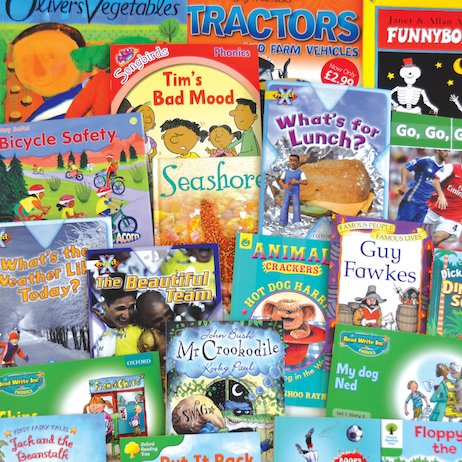 Catch Up Literacy Pack: Primary Collection