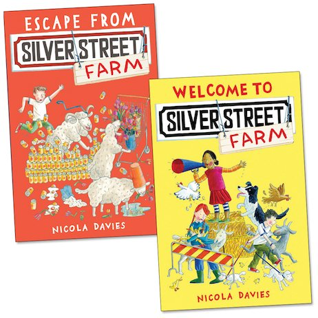 Silver Street Farm Twin Pack