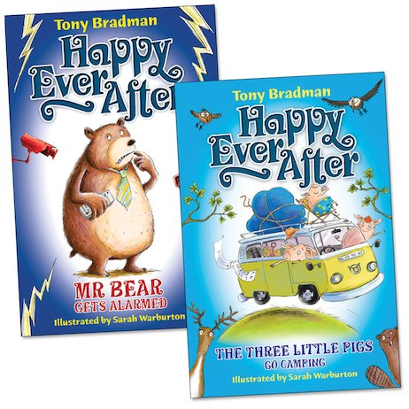 Happy Ever After: Twin Pack A