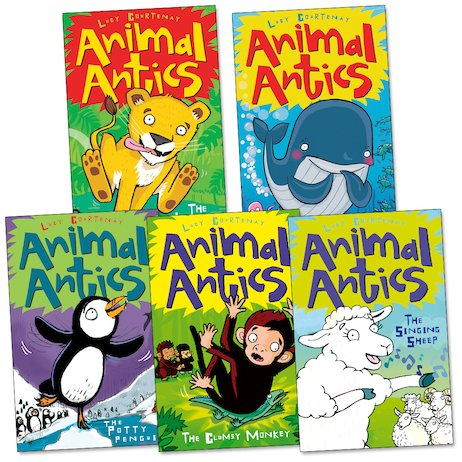 Animal Antics Pack