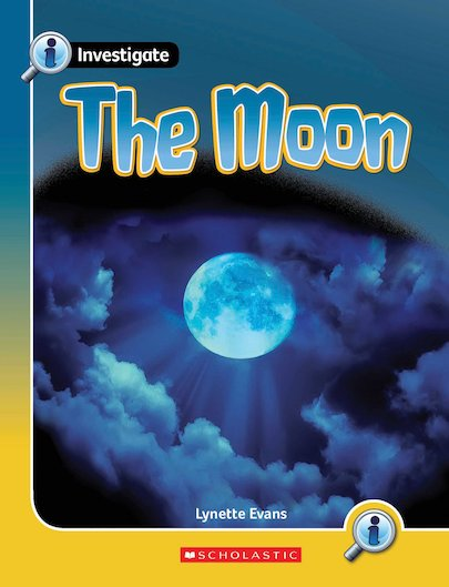 Investigate: The Moon x 6
