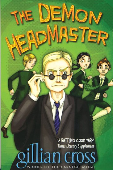 The Demon Headmaster x 6