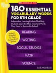 180 Essential Vocabulary Words for 5th Grade
