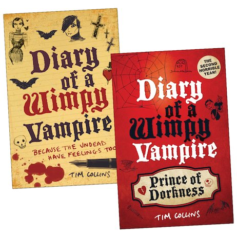 Diary of a Wimpy Vampire Pair