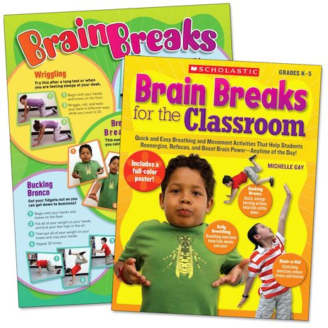 Brain Breaks For The Classroom Set