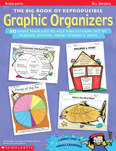Big Book Of Reproducible Graphic Organizers