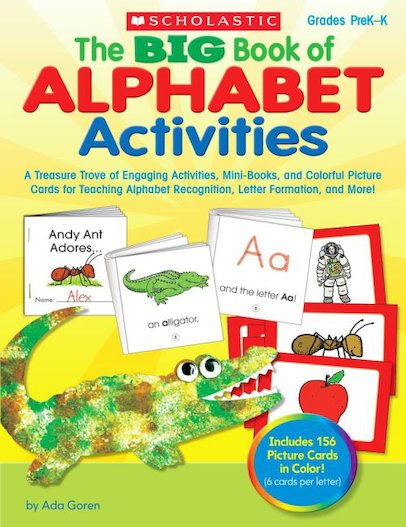 The Big Book Of Alphabet Activities
