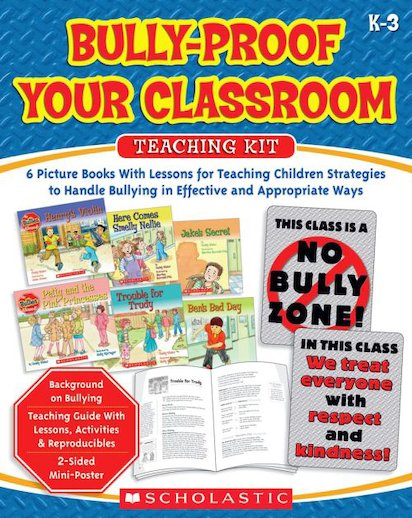 Bully-Proof Your Classroom Teaching Kit with Six Picture Books