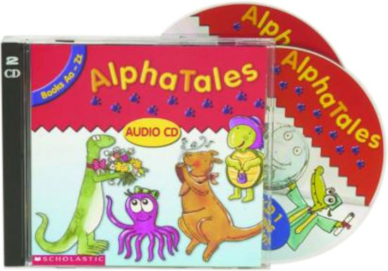 Alpha Tales Audio Cd