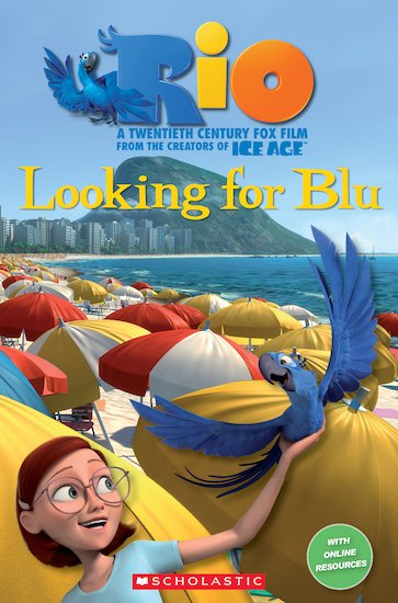 Rio: Looking for Blu (Book only)