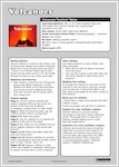 Volcanoes - Teachers' Notes (1 page)