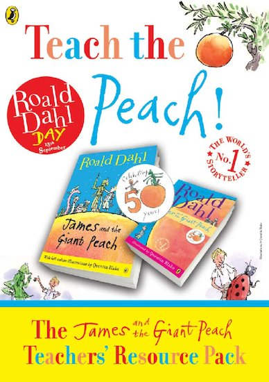 James and the Giant Peach Teachers' Resource Pack