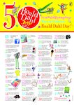 Dahl Day Poster (1 page)