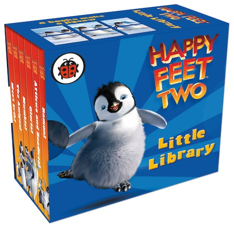 Happy Feet 2: Little Library