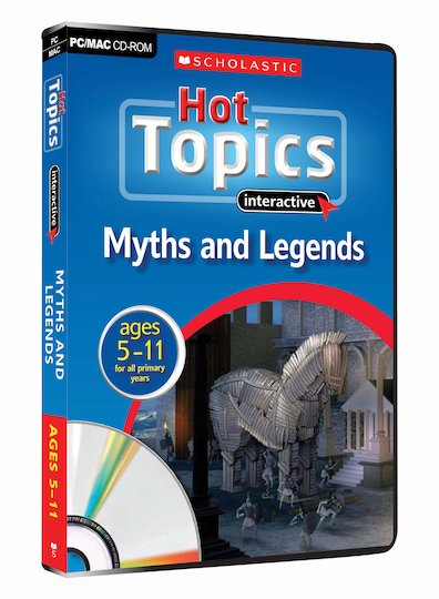 Myths and Legends CD-ROM (Teacher Resource)