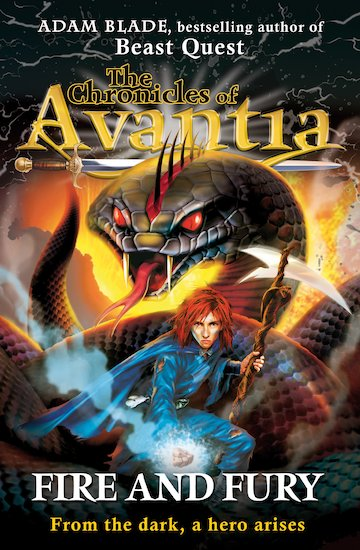 The Chronicles of Avantia: Fire and Fury