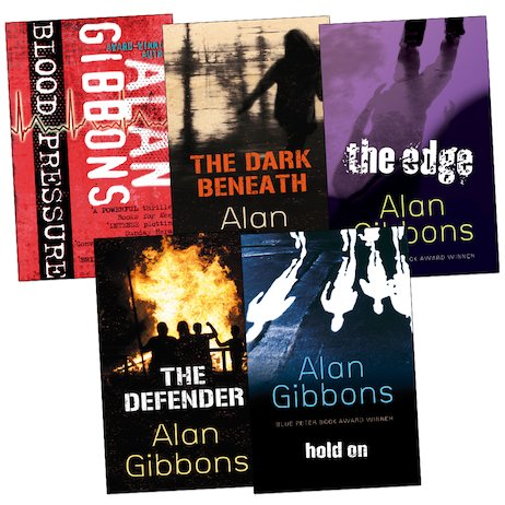 Alan Gibbons Pack x 5