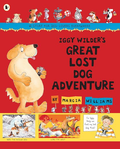 Iggy Wilder's Great Lost Dog Adventure