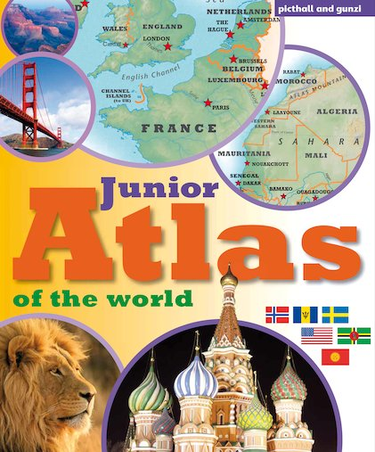 Junior Atlas of the World