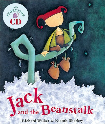 Jack and the Beanstalk: Book and CD
