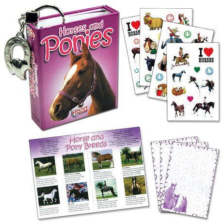 Pocket Power: Horses and Ponies